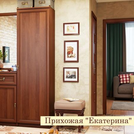 Шкаф для прихожей Екатерина орех ЕШ1105