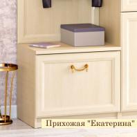 Тумба для обуви Екатерина крем ЕК3101