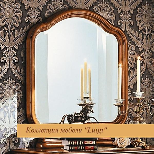 Зеркало к комоду орех