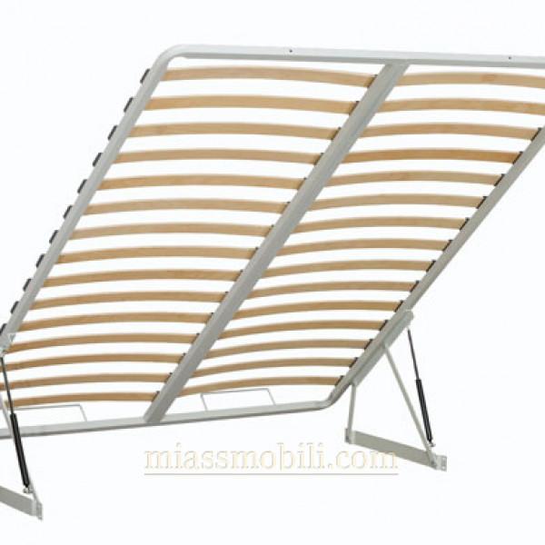 Ортопедическое основание кровати с газовым механизмом подъема (для комплектации кроватей с ящиком) 1580х2000