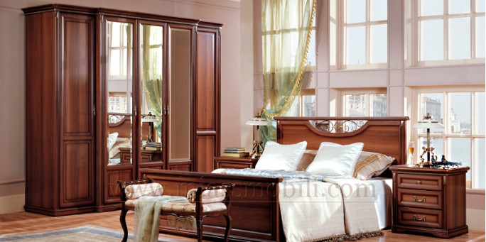 Мебель для спальни Joconda орех