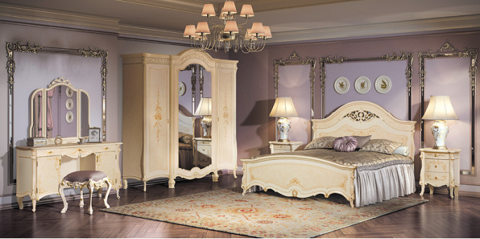Мебель для спальни Prestige беж