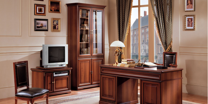 Мебель для кабинетов Joconda орех